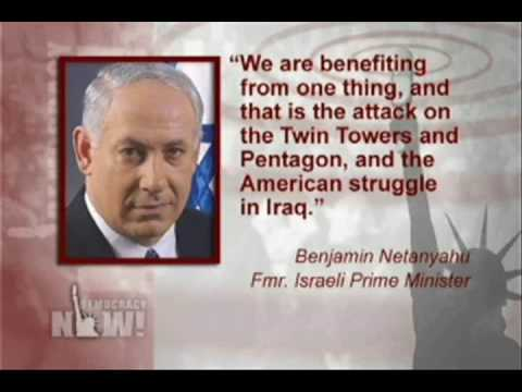 """Sept 11 was good for Israel."" -- Netanyahu"
