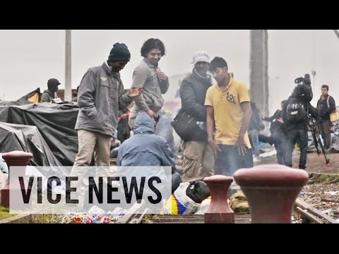 Migrant Crisis in Calais: Britain's Border War