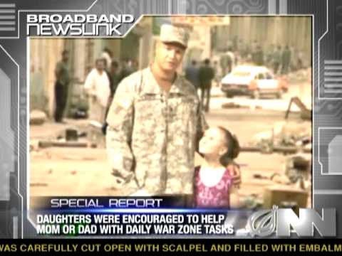 Army Holds Annual Bring Your Daughter To War Day