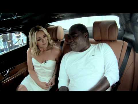 Tracy Morgan and Jane Krakowski - Backseat Stories Ep #7 | Jaguar USA